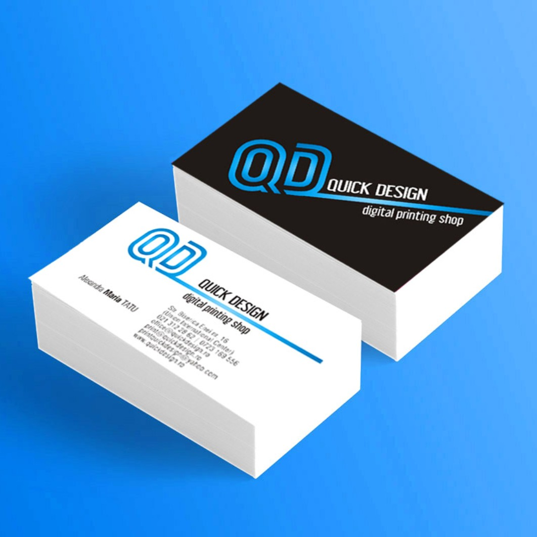 Business cards quick design business cards reheart Image collections